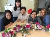 Boquet making during the MyTime prgram